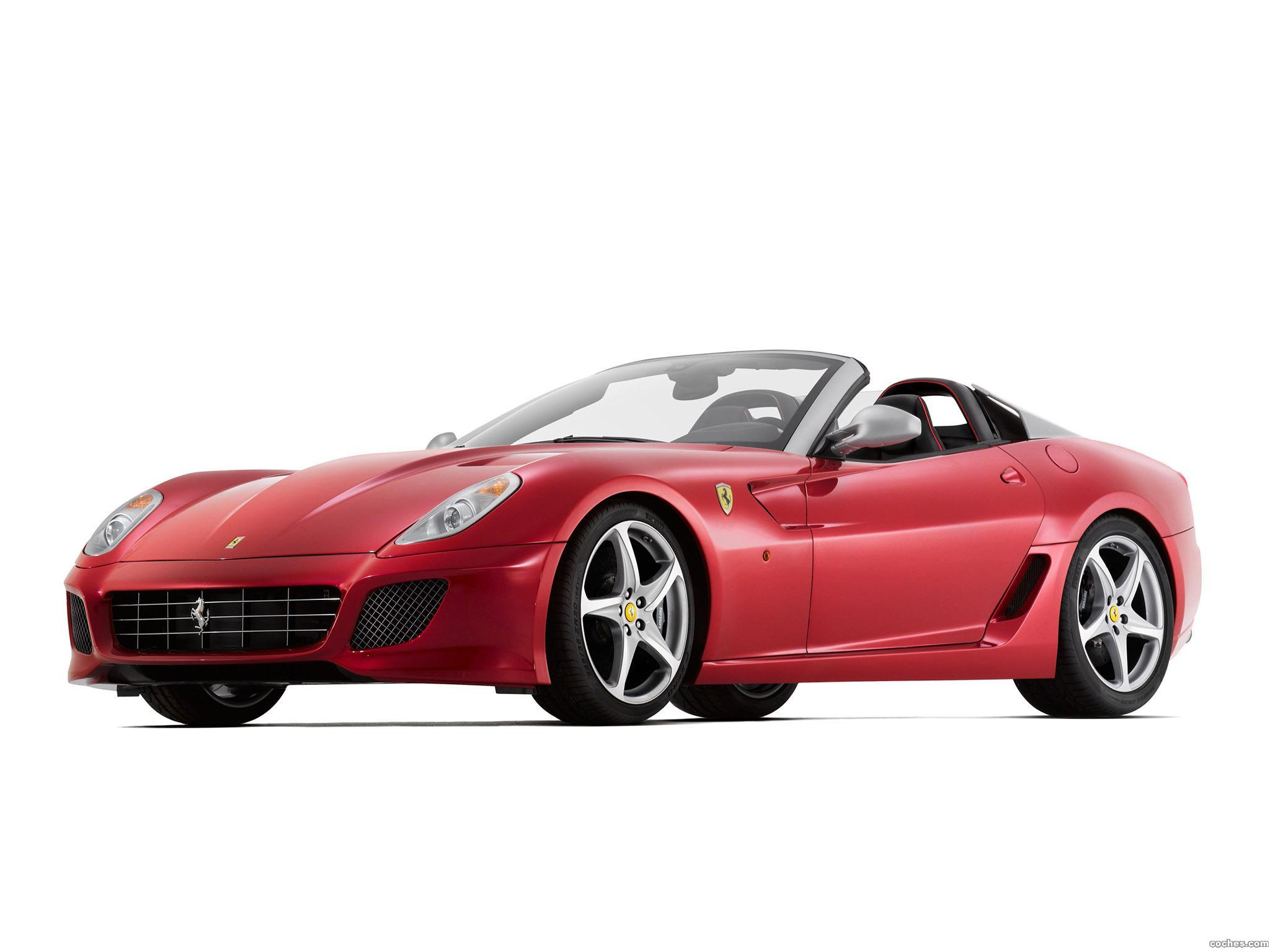 Foto 0 de Ferrari 599 SA Aperta 2010