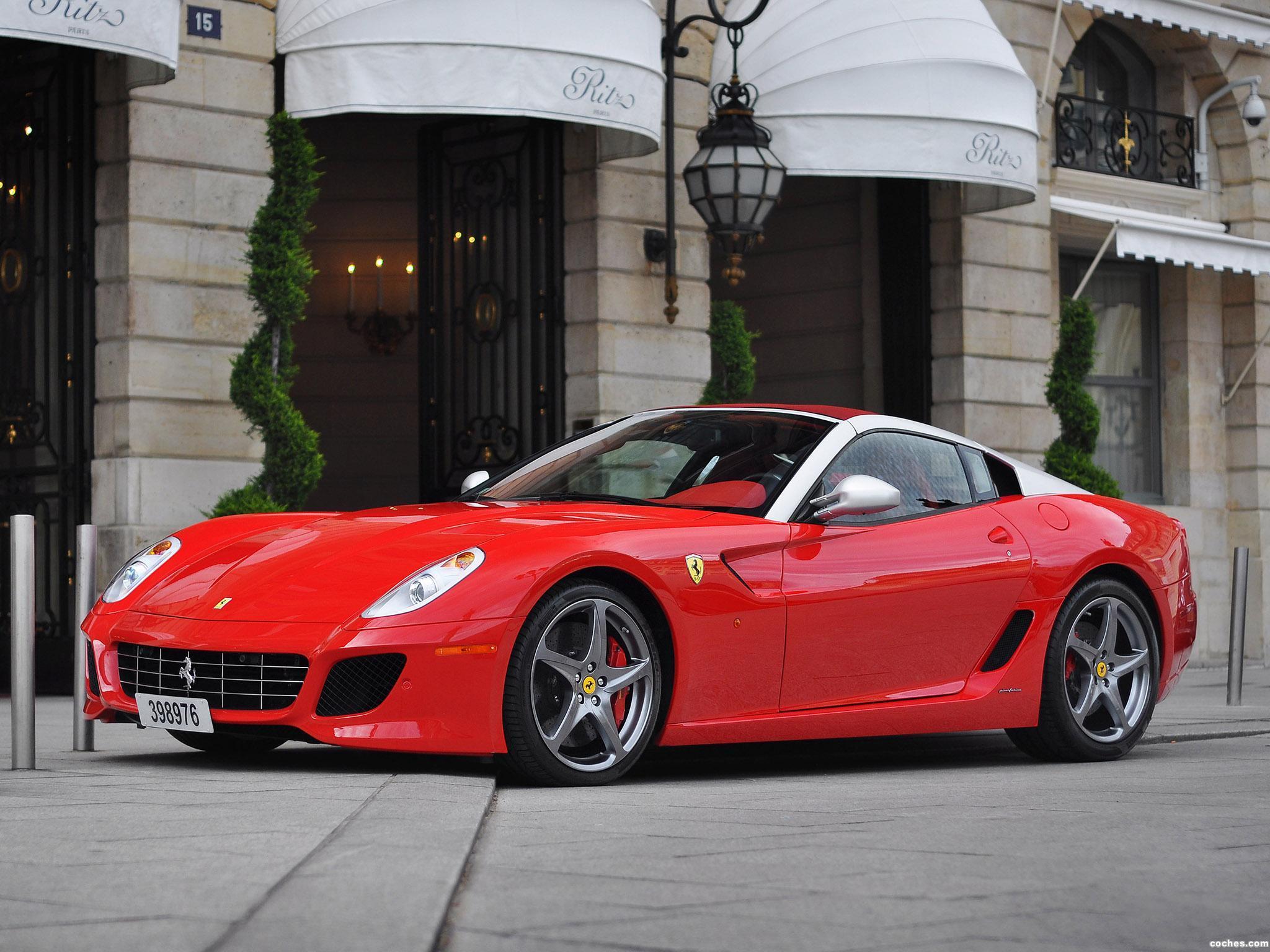 Foto 3 de Ferrari 599 SA Aperta 2010