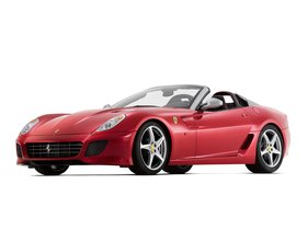 Fotos de Ferrari 599 SA Aperta 2010