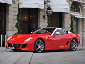Ver foto 4 de Ferrari 599 SA Aperta 2010