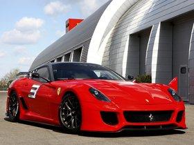 Ver foto 11 de Ferrari 599XX 2009