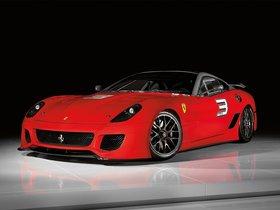 Ver foto 10 de Ferrari 599XX 2009