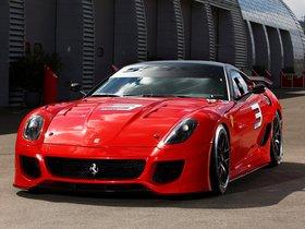 Ver foto 8 de Ferrari 599XX 2009