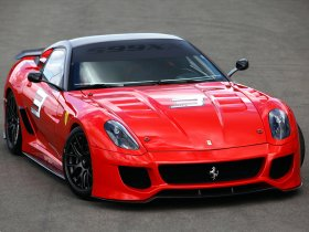 Fotos de Ferrari 599XX 2009