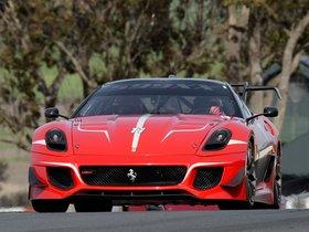 Ver foto 13 de Ferrari 599XX Evoluzione 2012