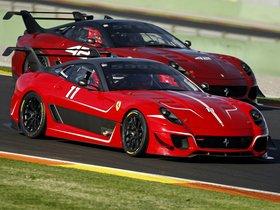 Ver foto 8 de Ferrari 599XX Evoluzione 2012