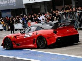 Ver foto 3 de Ferrari 599XX Evoluzione 2012