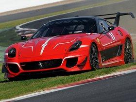Ver foto 6 de Ferrari 599XX Evoluzione 2012