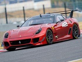 Fotos de Ferrari 599XX Evoluzione 2012