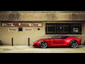 Ver foto 14 de Ferrari 612 GTO by Sasha Selipanov 2009