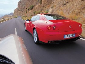 Ver foto 6 de Ferrari 612 Scaglietti 2004