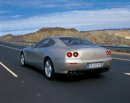 Ver foto 2 de Ferrari 612 Scaglietti 2004