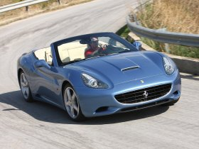 Fotos de Ferrari California 2009