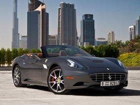 Fotos de Ferrari California 2012