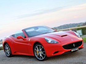Ver foto 3 de Ferrari California HELE 2010