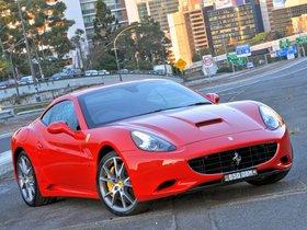 Ver foto 2 de Ferrari California HELE 2010