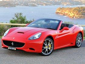 Fotos de Ferrari California HELE 2010
