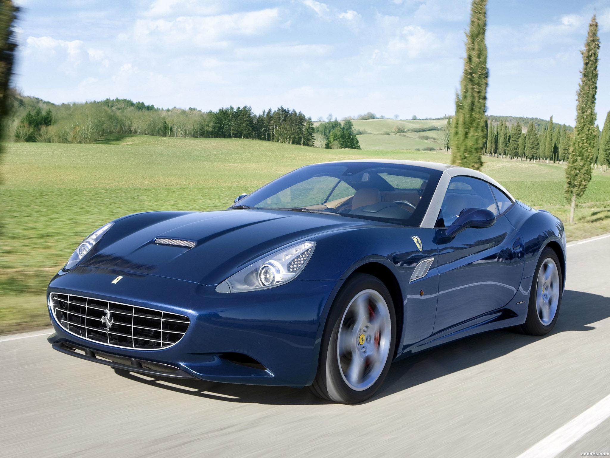 Foto 1 de Ferrari California HS Package 2012