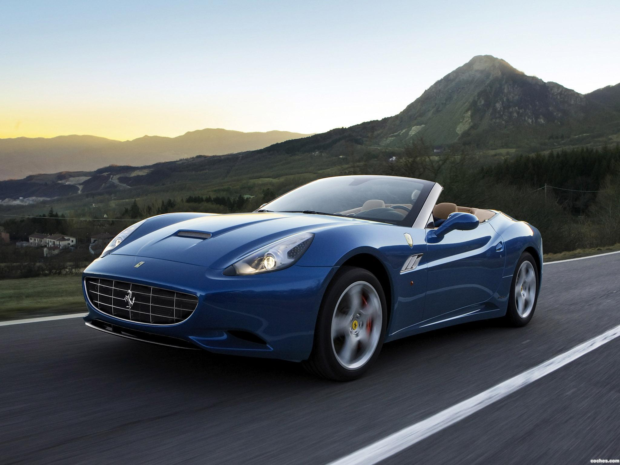 Foto 0 de Ferrari California HS Package 2012