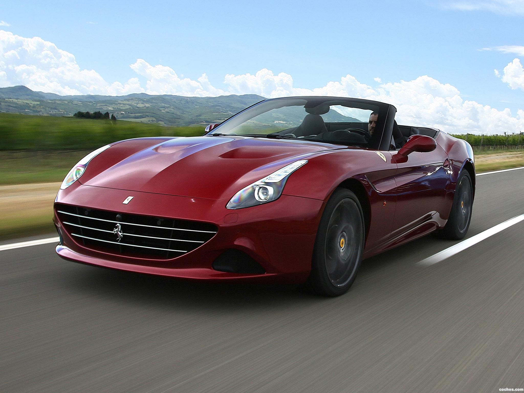 Foto 31 de Ferrari California T 2014
