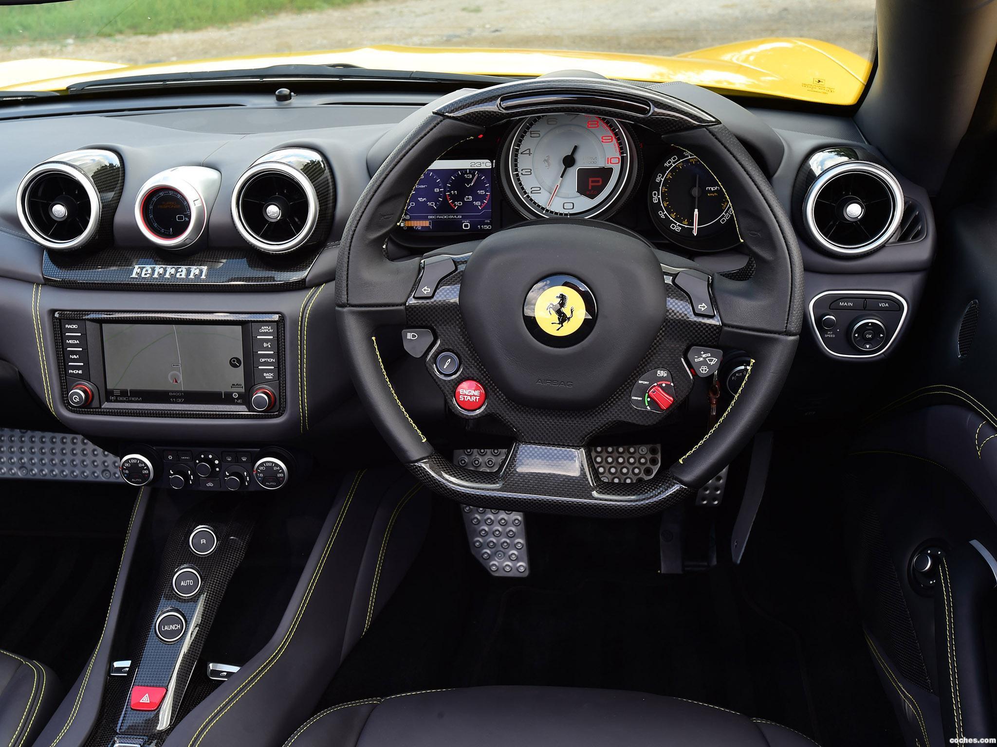 Foto 10 de Ferrari California T HS UK 2016