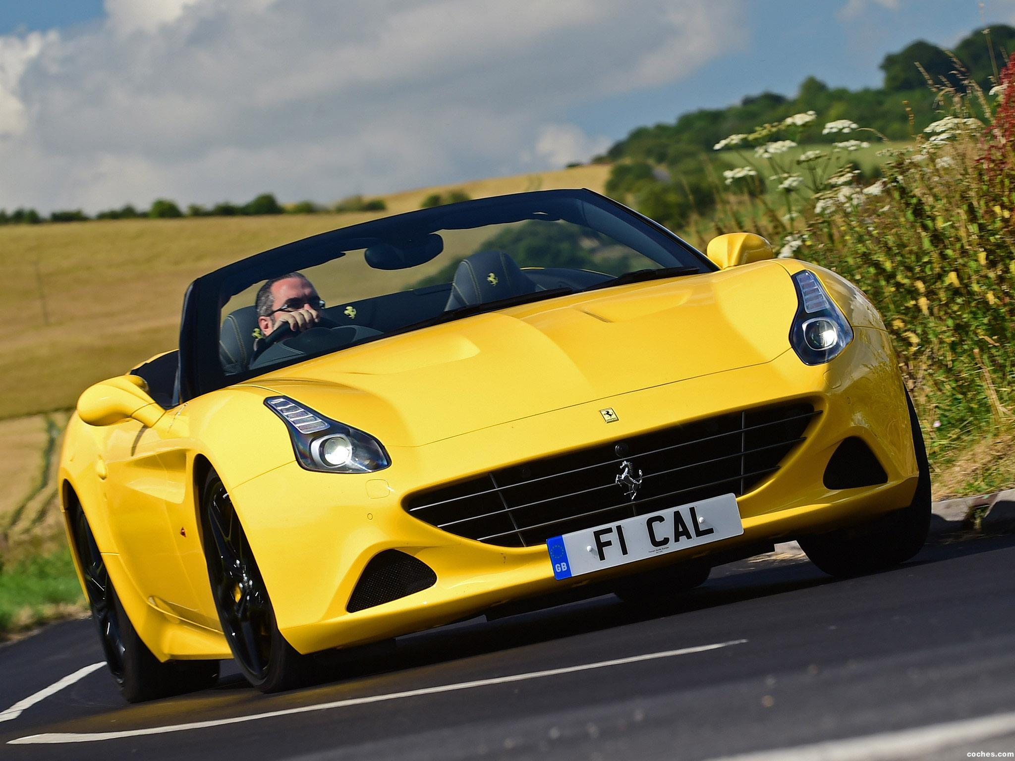 Foto 0 de Ferrari California T HS UK 2016