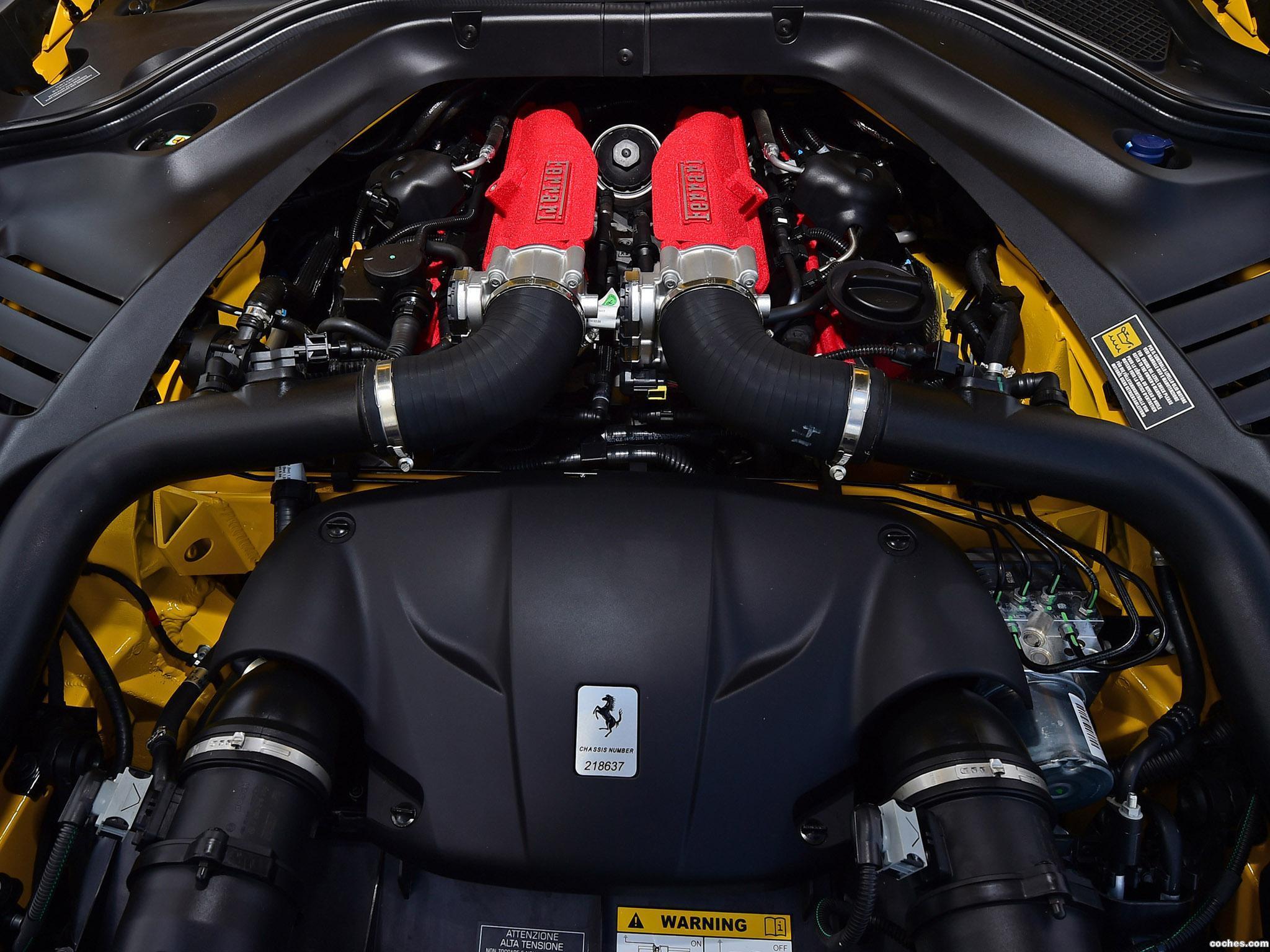 Foto 6 de Ferrari California T HS UK 2016