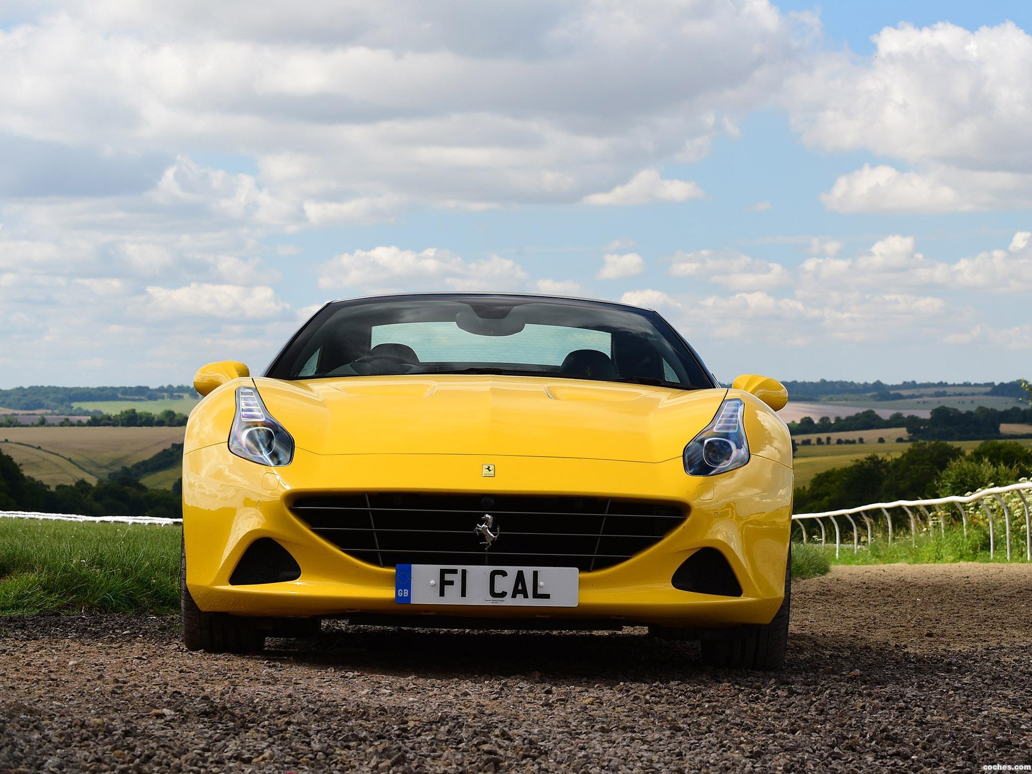 Foto 5 de Ferrari California T HS UK 2016