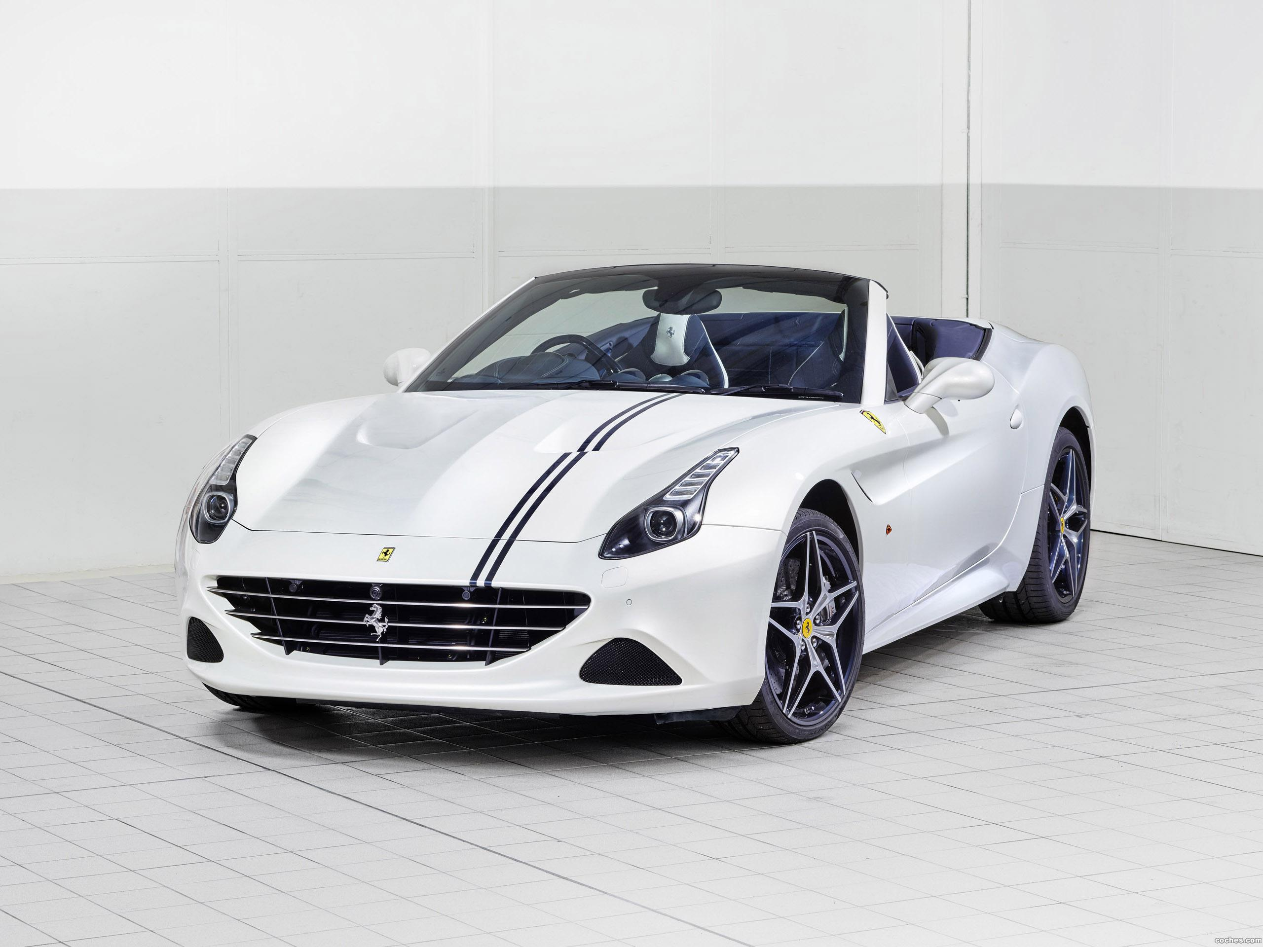 Foto 0 de Ferrari California T-Tailor Made 2015