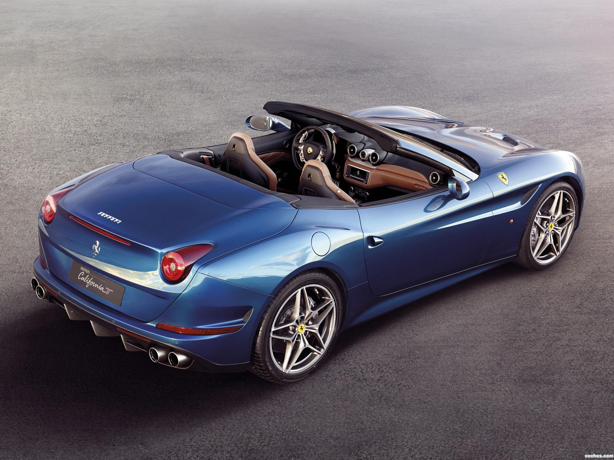 Foto 1 de Ferrari California T 2014