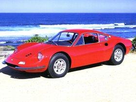 Ver foto 12 de Ferrari Dino 206 GT 1968