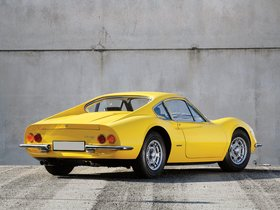 Ver foto 11 de Ferrari Dino 206 GT 1968