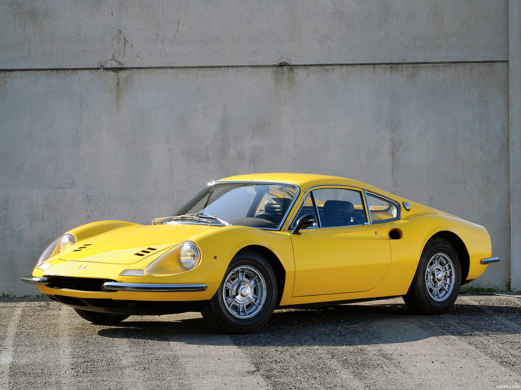 Foto 0 de Ferrari Dino 206 GT 1968