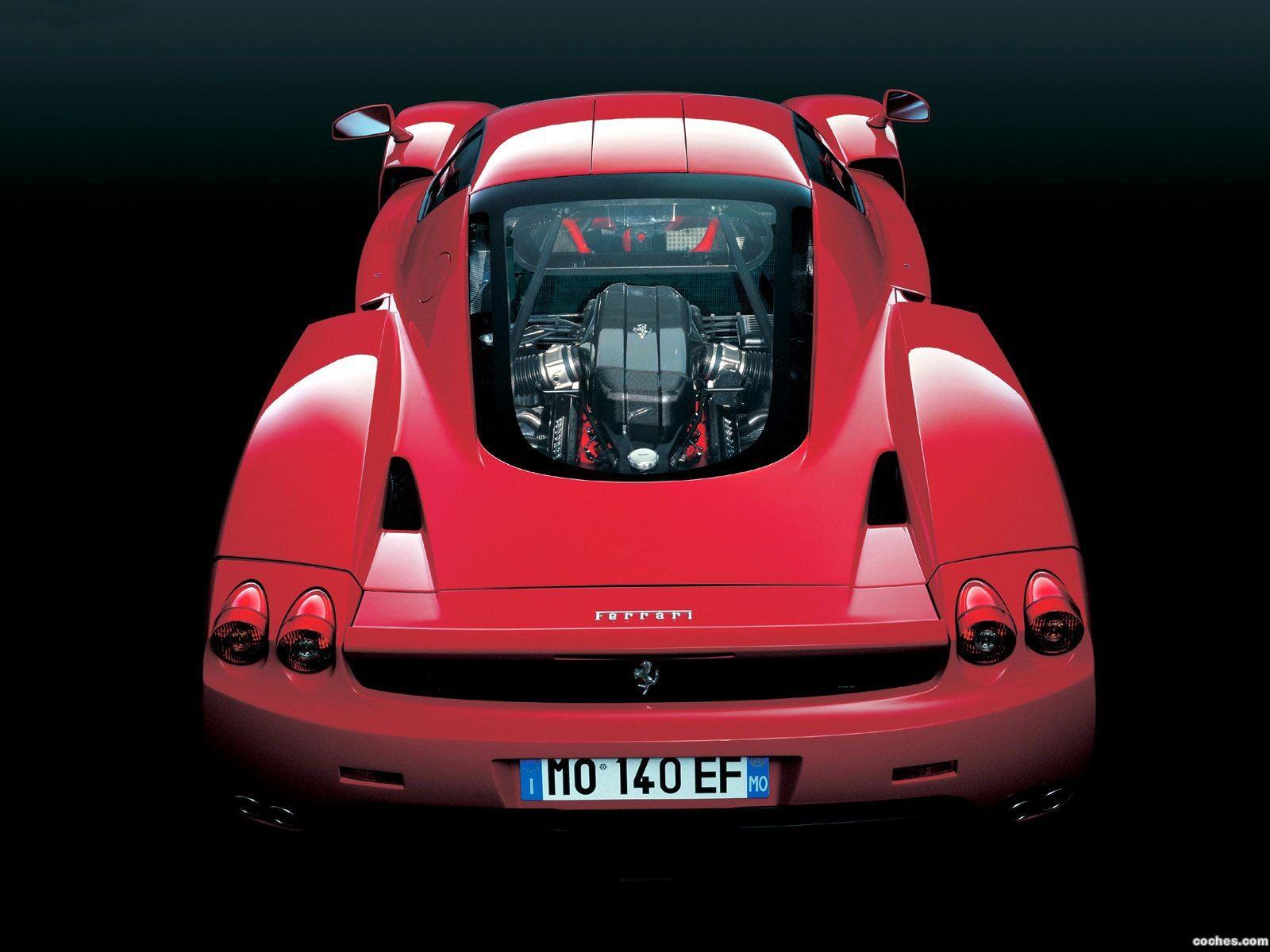 Foto 24 de Ferrari Enzo 2002