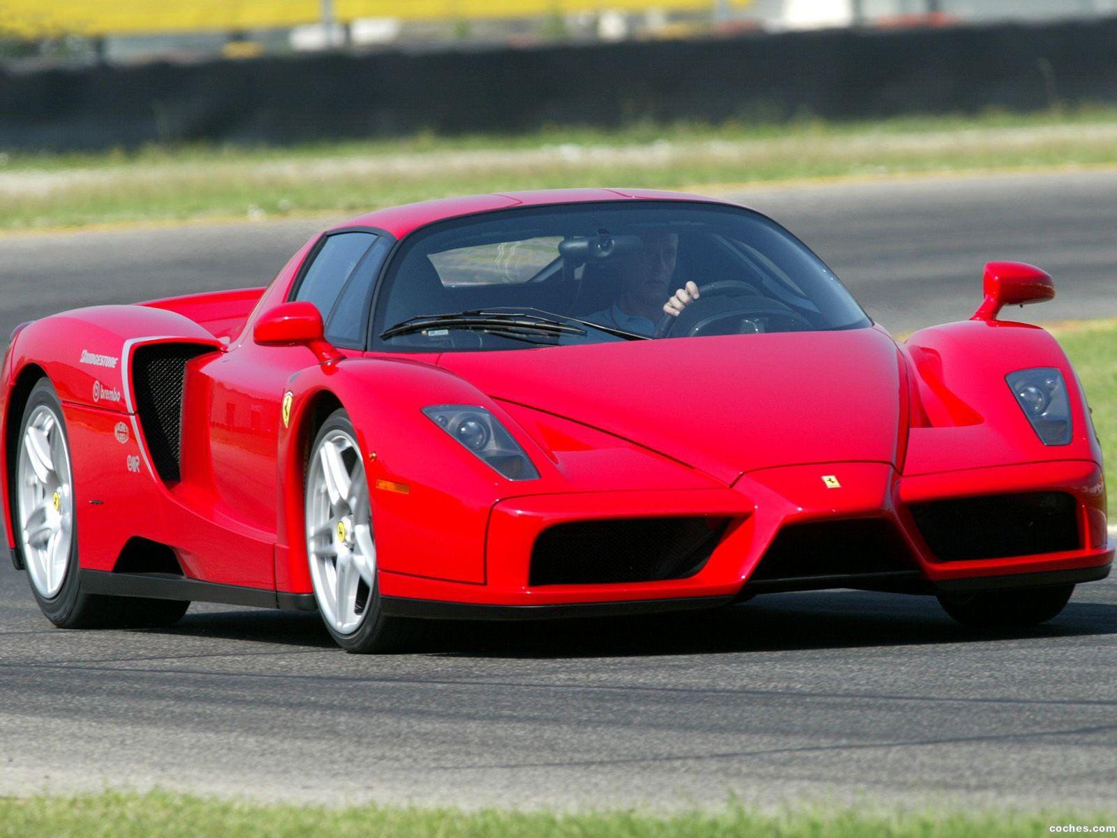 Foto 20 de Ferrari Enzo 2002
