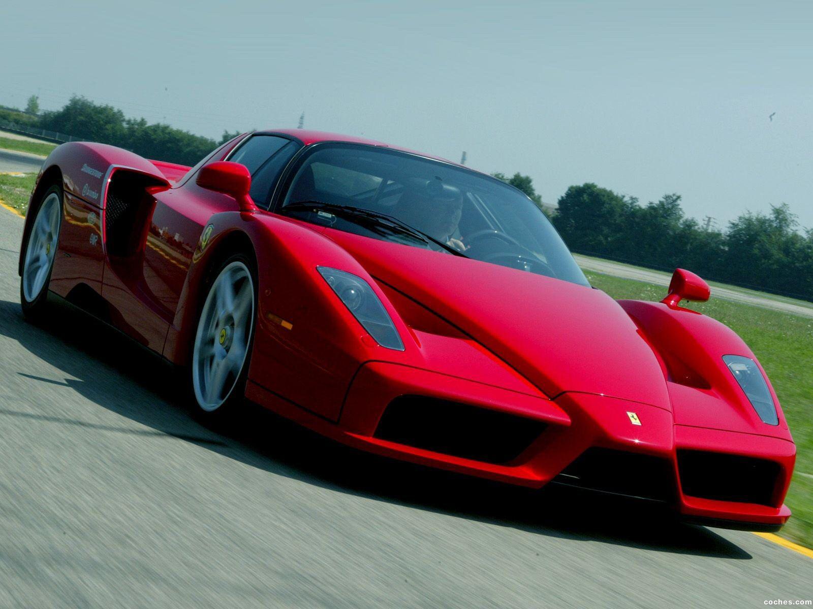 Foto 19 de Ferrari Enzo 2002