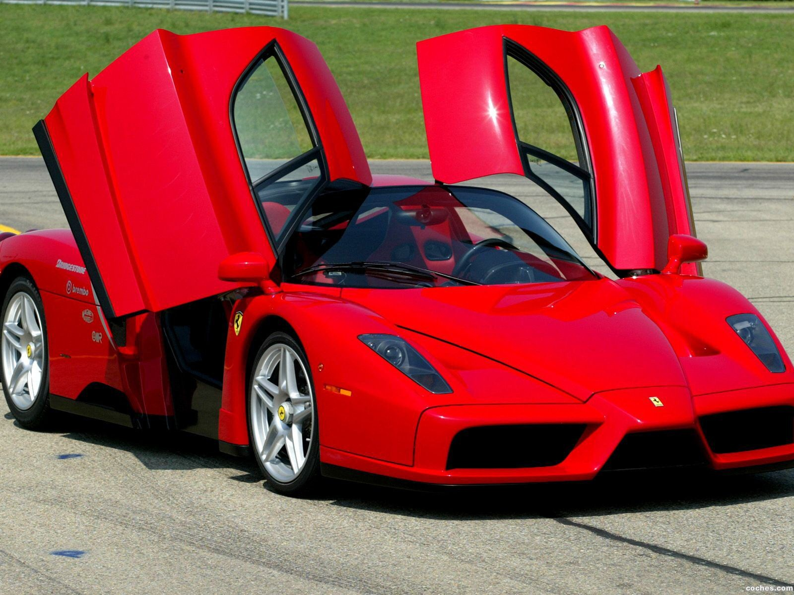 Foto 18 de Ferrari Enzo 2002