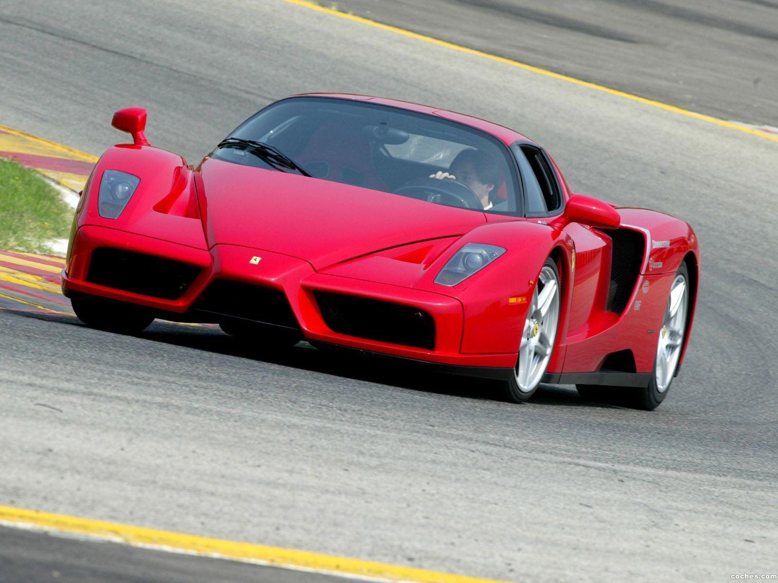 Foto 11 de Ferrari Enzo 2002