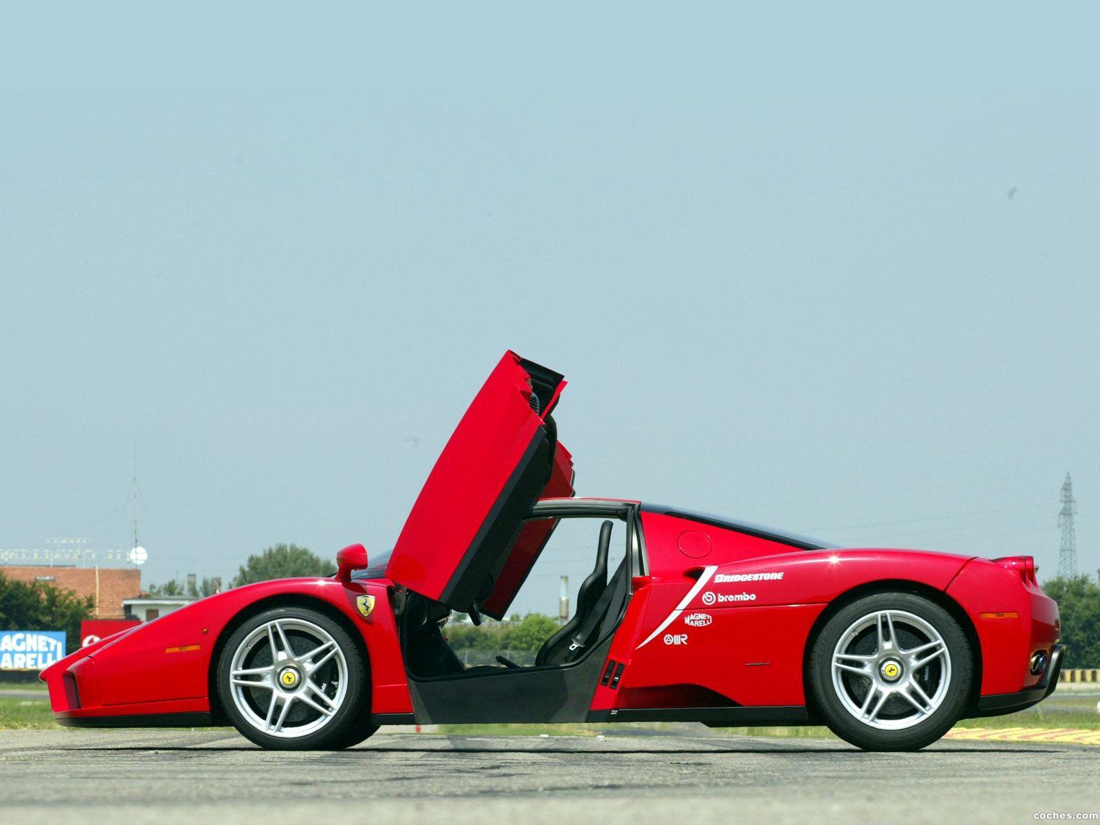 Foto 7 de Ferrari Enzo 2002