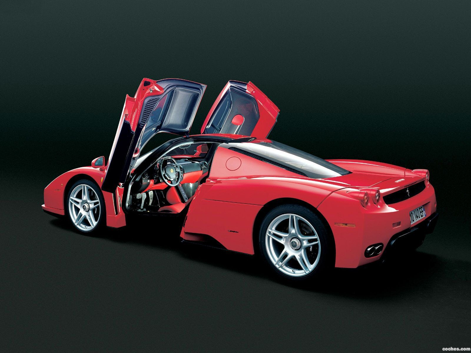 Foto 37 de Ferrari Enzo 2002