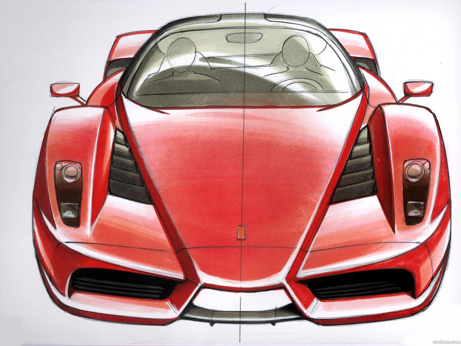 Foto 1 de Ferrari Enzo 2002