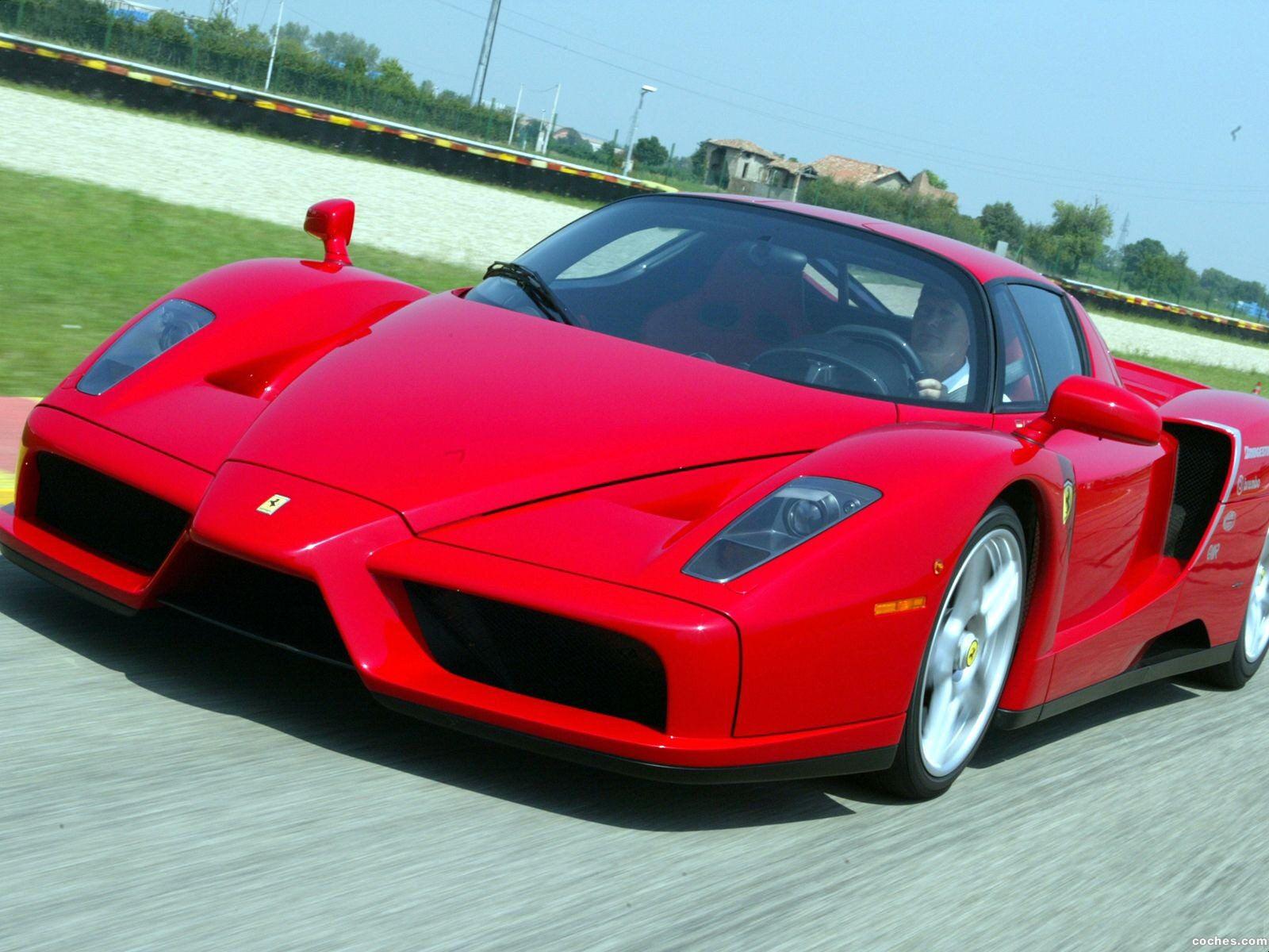 Foto 0 de Ferrari Enzo 2002