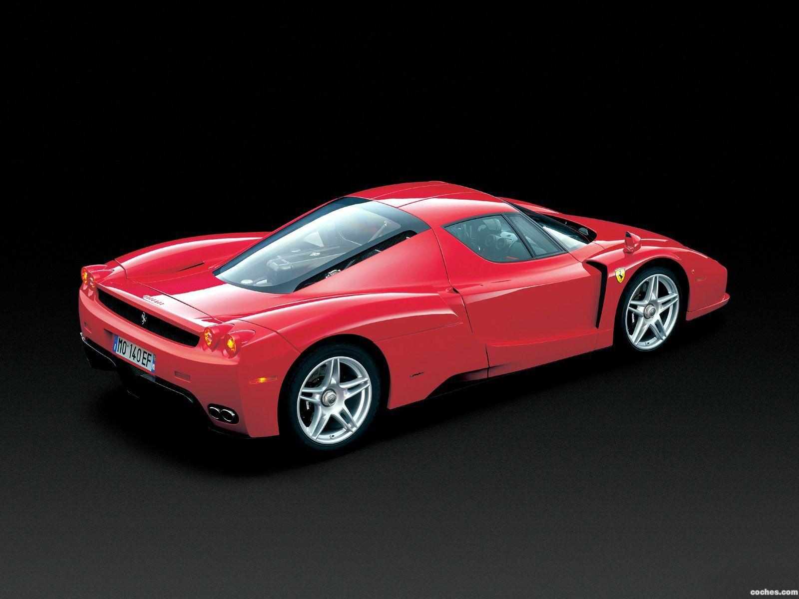 Foto 36 de Ferrari Enzo 2002