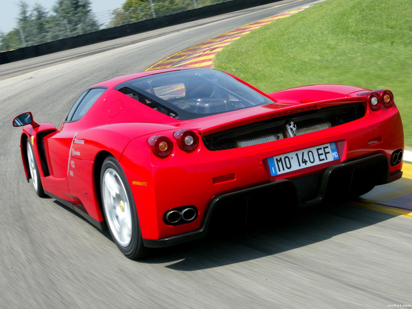 Foto 33 de Ferrari Enzo 2002