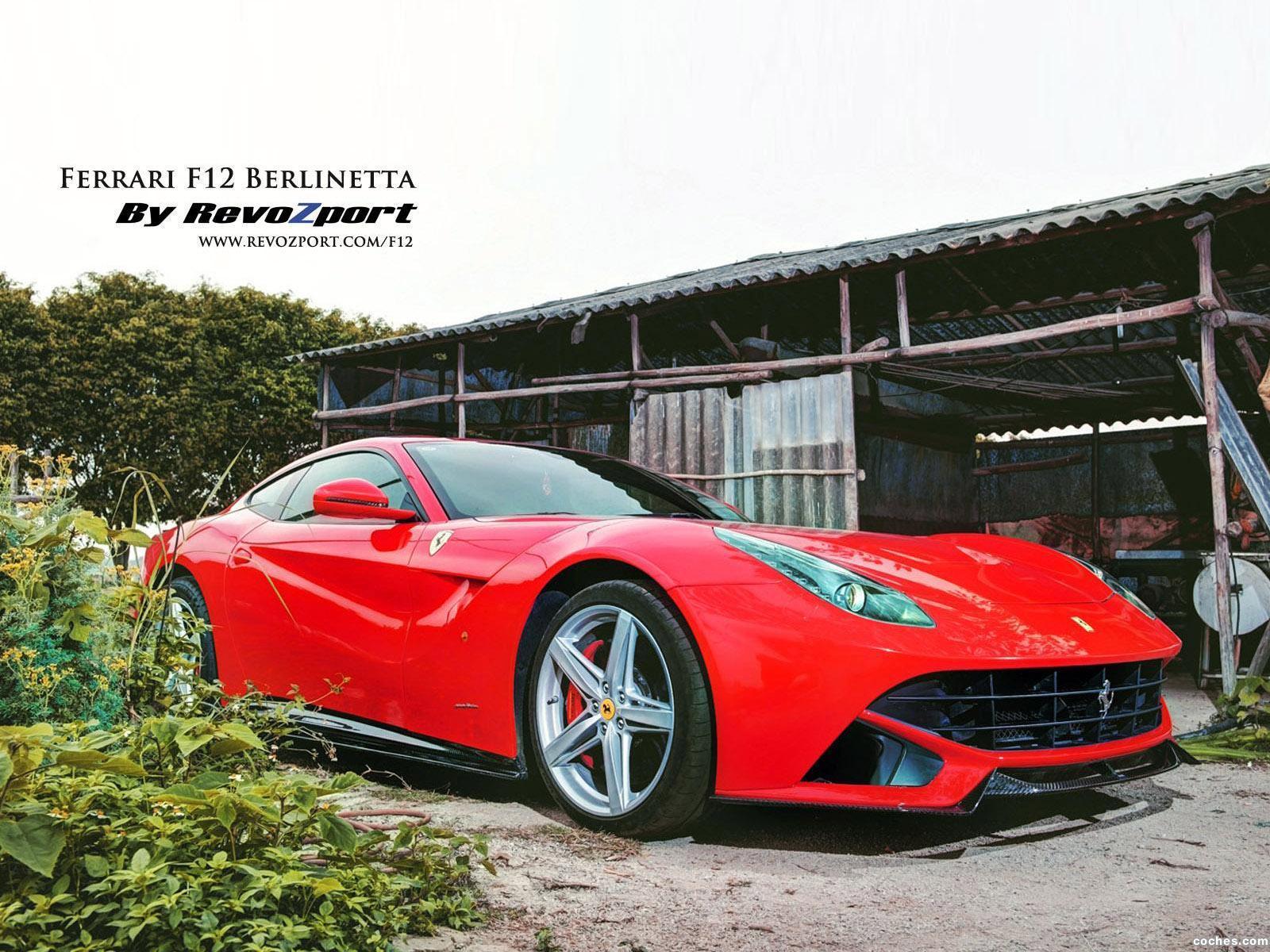 Foto 0 de Ferrari F12 berlinetta Revozport 2013
