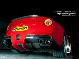 Ver foto 2 de Ferrari F12 berlinetta Revozport 2013
