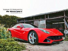 Ver foto 1 de Ferrari F12 berlinetta Revozport 2013