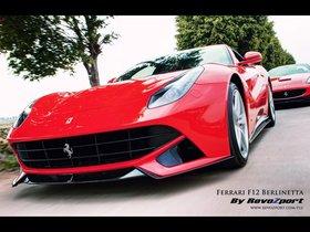 Ver foto 8 de Ferrari F12 berlinetta Revozport 2013