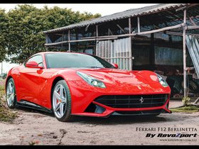 Ver foto 7 de Ferrari F12 berlinetta Revozport 2013