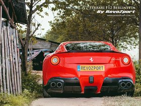 Ver foto 4 de Ferrari F12 berlinetta Revozport 2013